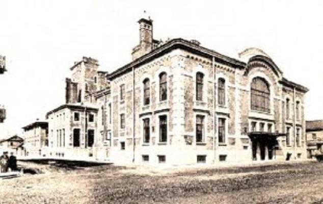 Лиговский Народный Дом, 1903 г. Фото: teatrpaninoy.ru