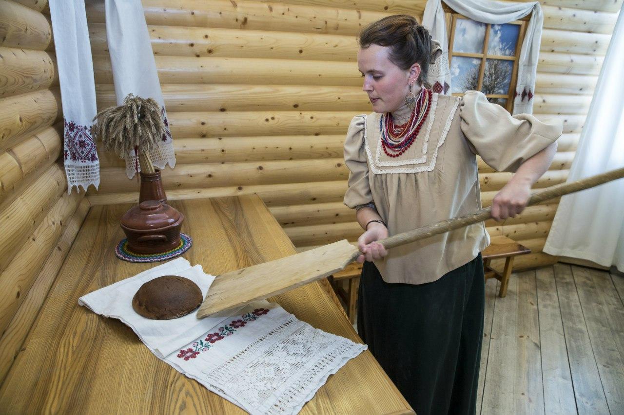 Этнографический музей. Фото: Варвара Кудрявцева (vk.com/ethnomuseum)