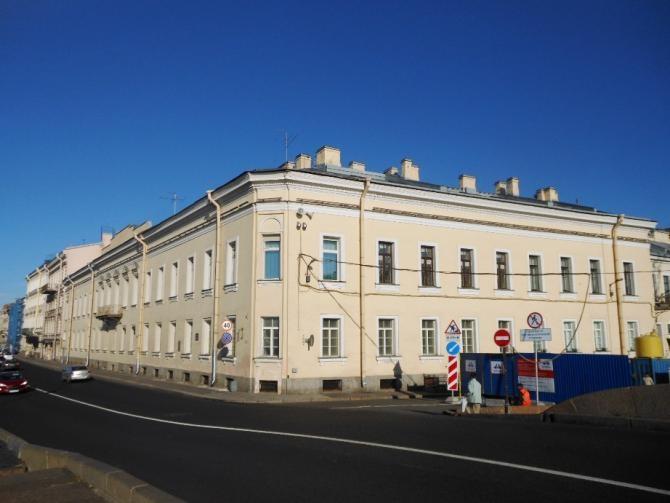 Дом Баура. Фото: localway.ru