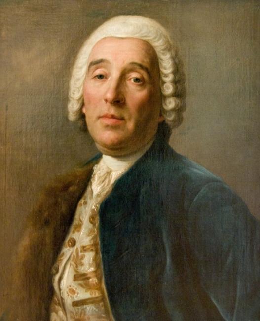 После его смерти в 1706 году работами стал руководить архитектор Доменико Трезини