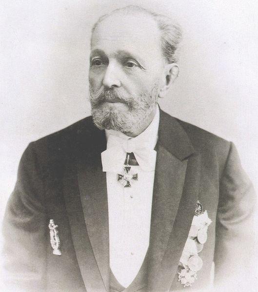 Мариус Петипа. Фото: Wikimedia Commons