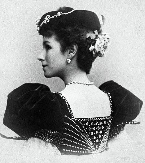 Матильда Кшесинская. Источник: https://commons.wikimedia.org/