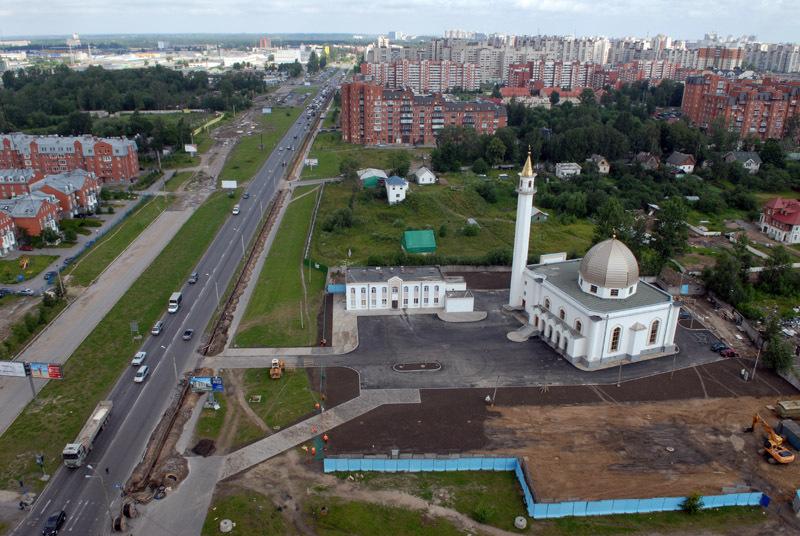 Мечеть в Коломягах, источник фото: http://www.fiesta.city/spb/