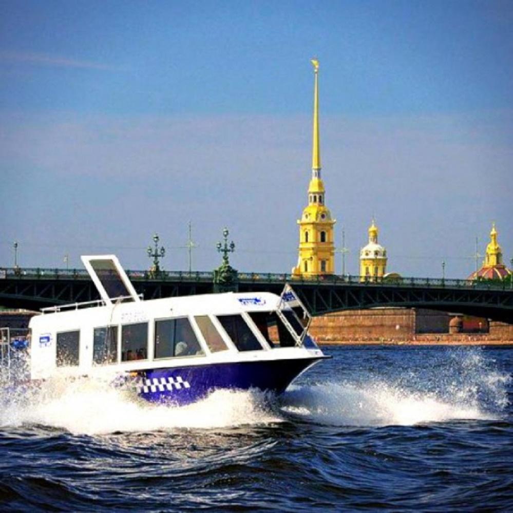 Катера в Кронштадт из Санкт-Петербурга