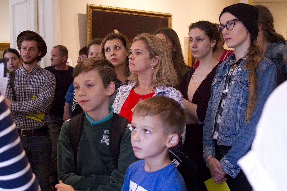 Молодёжный центр Эрмитажа, источник фото: https://vk.com/hermitageyouthcentre