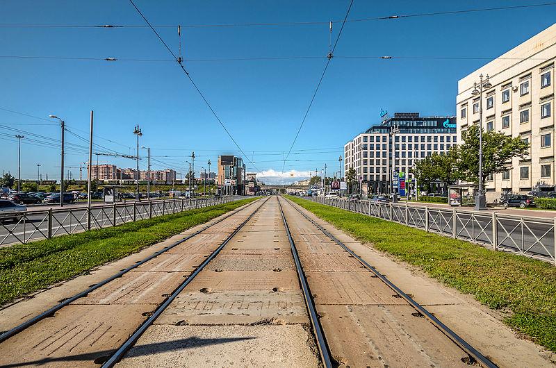 Московский проспект, источник фото: Wikimedia Commons, Автор: Florstein