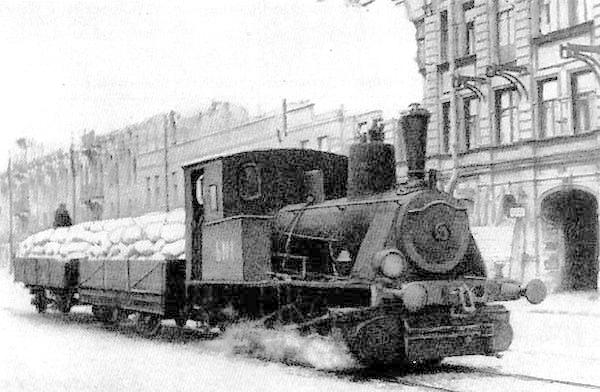 Мука от Ржевки на хлебозавод (1942) Автор: неизвестен (Wikimedia Commons)