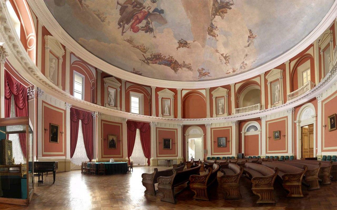 Музей Академии Художеств. Фото:  Надежда Станулевич vk.com/academyoffineartsmuseum