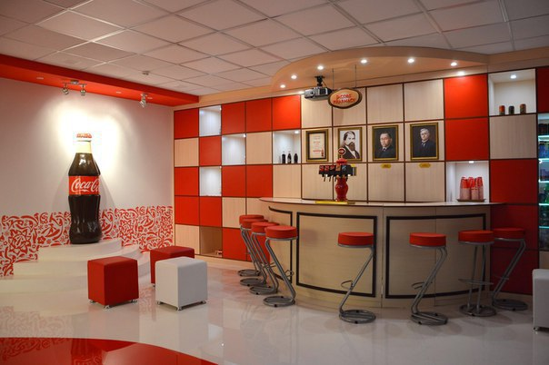 Музей Coca-Cola, источник фото: http://piterzavtra.ru/muzei-coca-cola/
