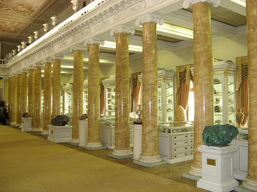 Музей Горного института в СПб, источник фото: http://www.photosight.ru/photos/3688783/