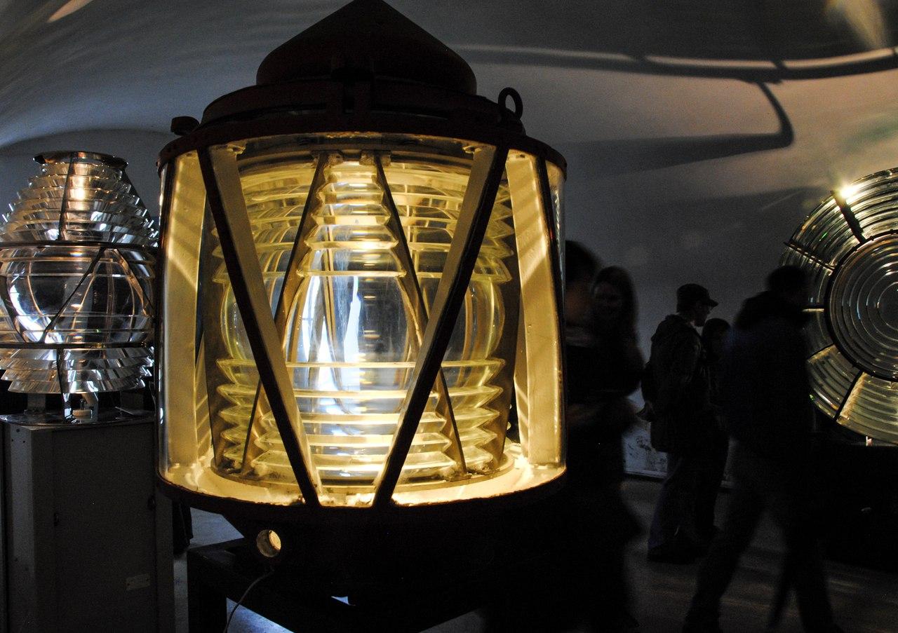 Музей маячной службы на форту Константин