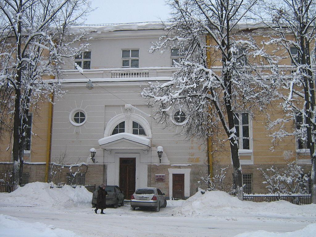 Дворец Палей в Пушкине. Фото: Peterburg23 (Wikimedia Commons)
