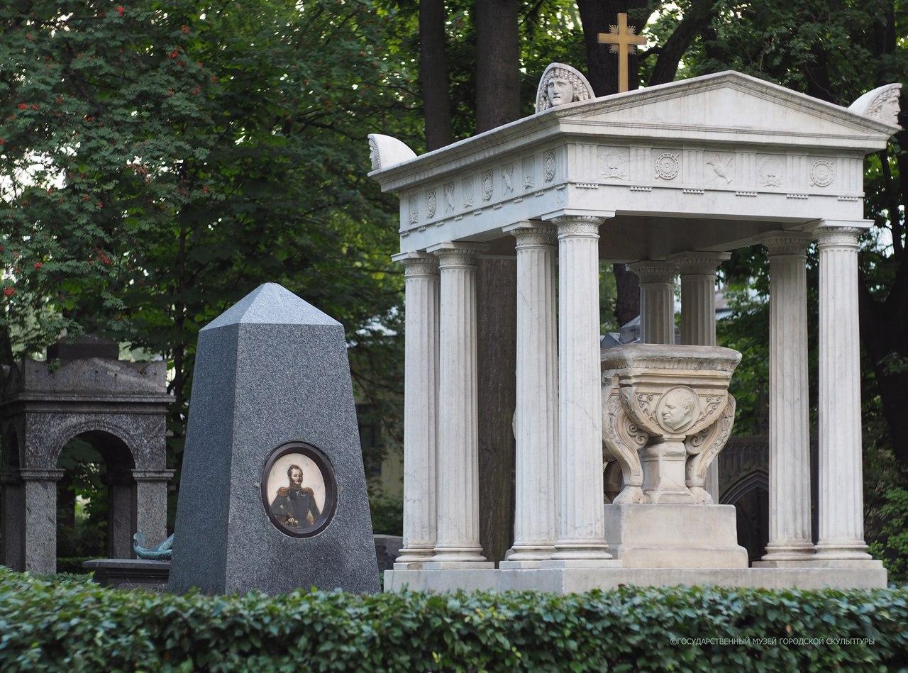 Некрополи Музея Городской Скульптуры