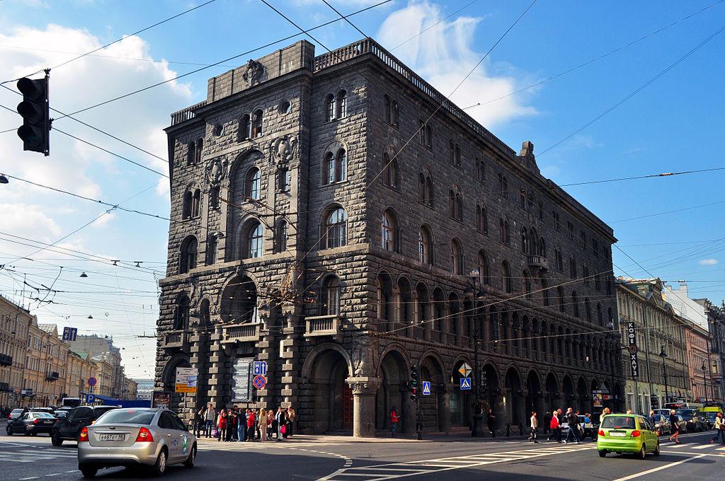Доходный дом М. И. Вавельберга на Невском, 7-9. Фото: AlexisLuc