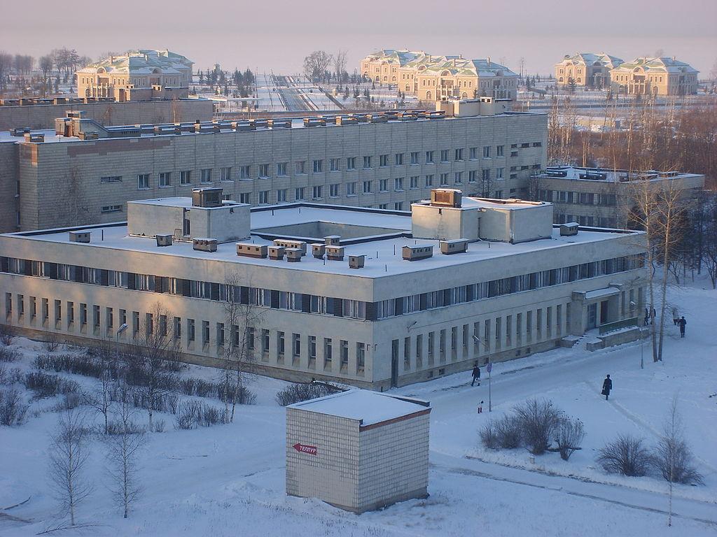Вид с 5-го этажа на УГ-4. Фото: Pink floyd88 a (Wikimedia Commons)