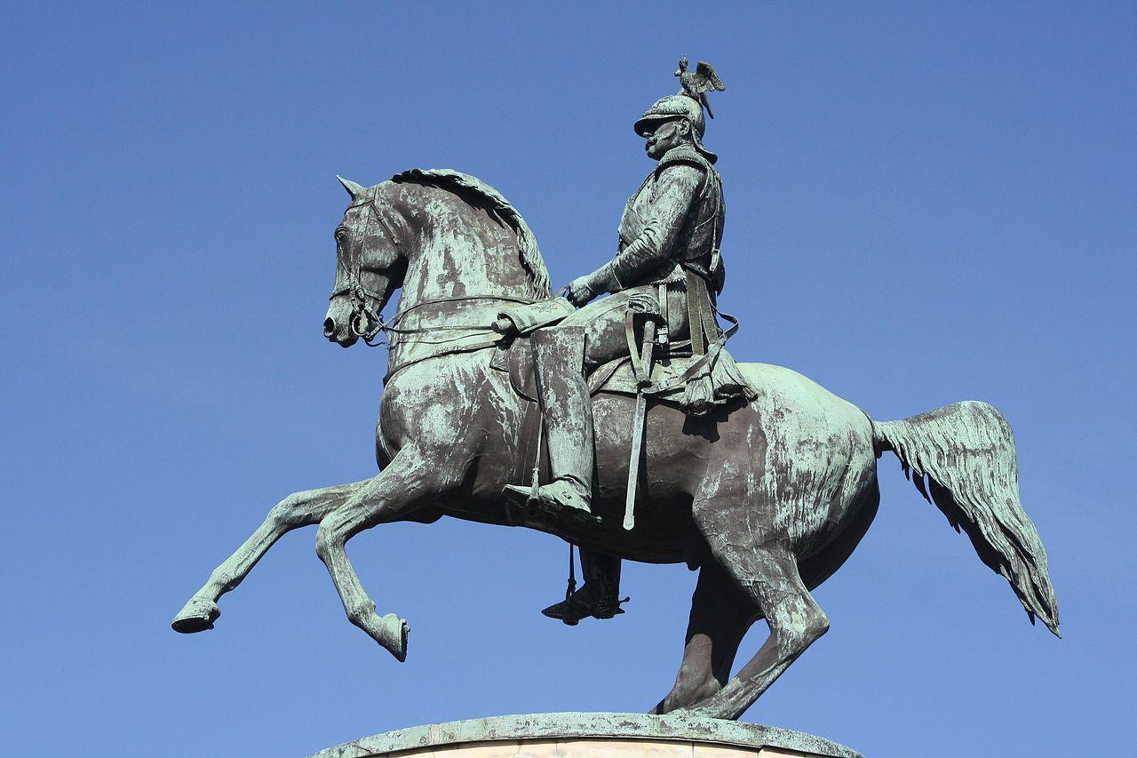 Памятник Николаю I, фото с сайта Tonkosti.ru