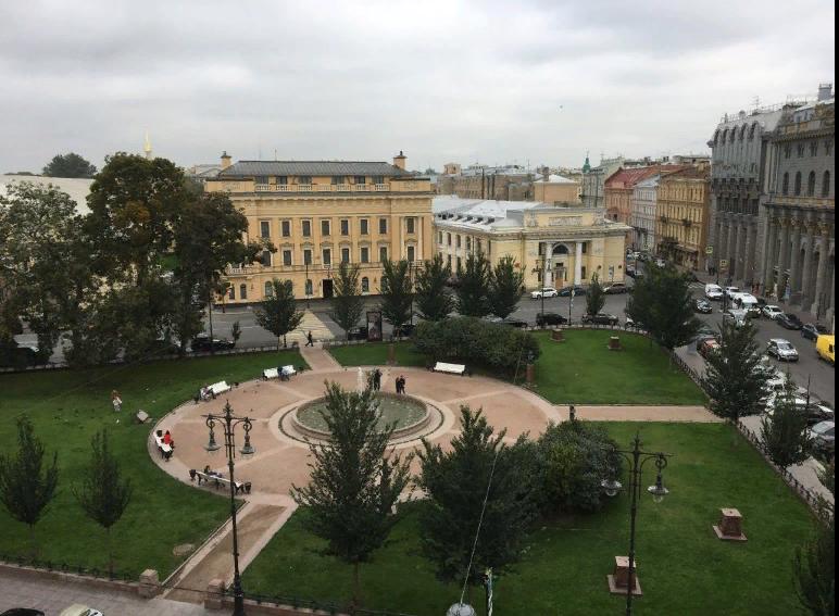 Ново-Манежный сквер. Фото: 141satomit (tripadvisor.ru)