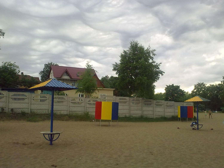 """Пляж """"Офицерский"""""""