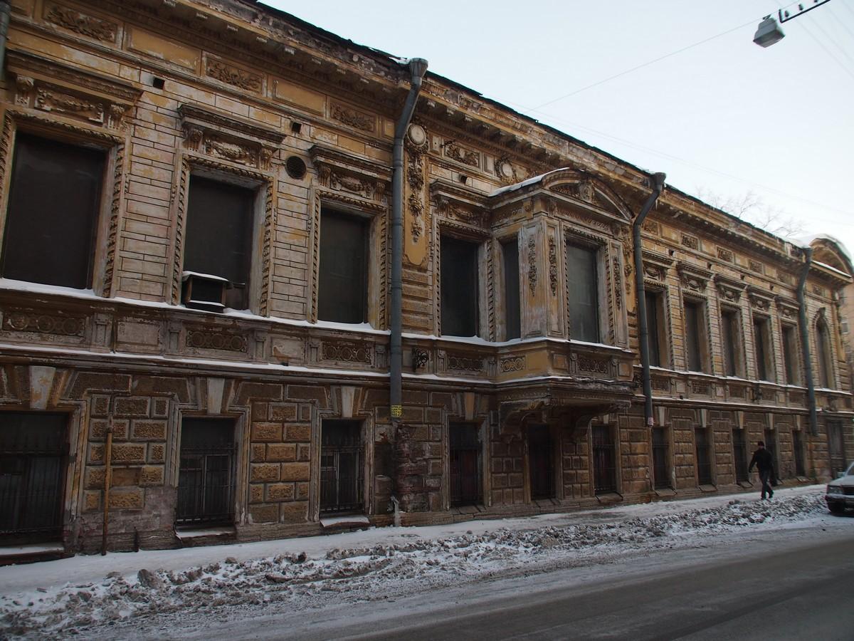 Особняк Брусницыных, источник фото: www.mishanita.ru