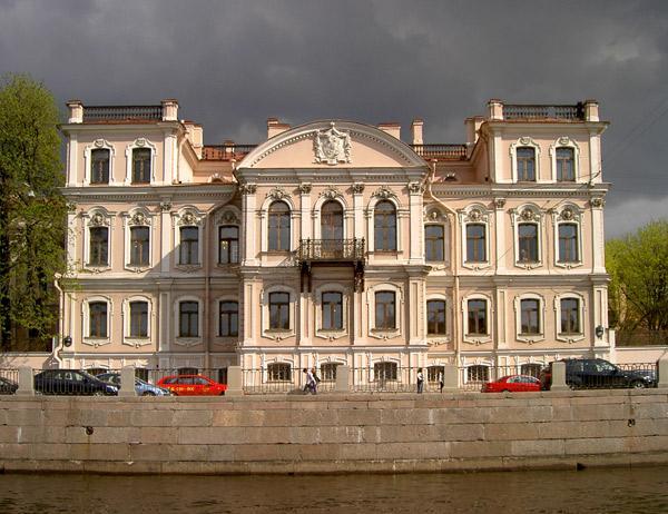 Особняк Н. Ф. Карловой. Фото: citywalls.ru