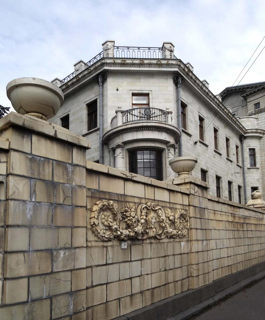 Особняк В. Э. Бранта — Музей политической истории в Санкт-Петербурге. Фото: citywalls.ru
