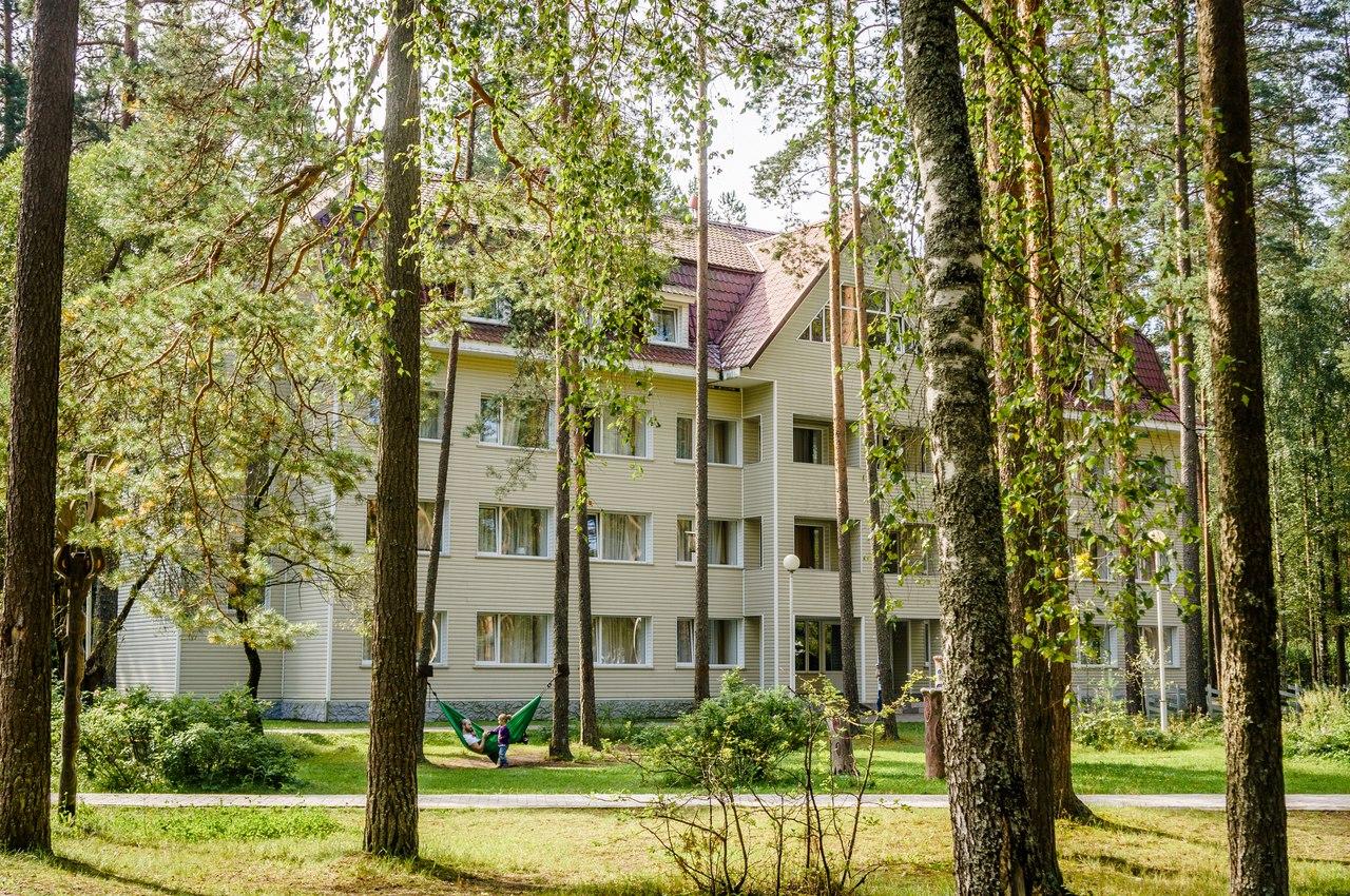 Отель Райвола