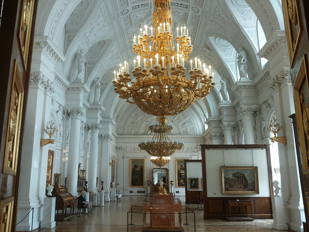Белый зал. Фото: Adert (Wikimedia Commons)