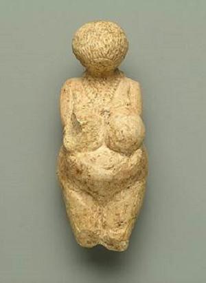 Палеолитическая Венера. 23 тыс. до н.э., источник фото: http://studopedya.ru/1-84161.html