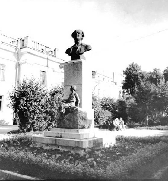 Фото 1960-х годовфонды ЦГАКФФД СПб