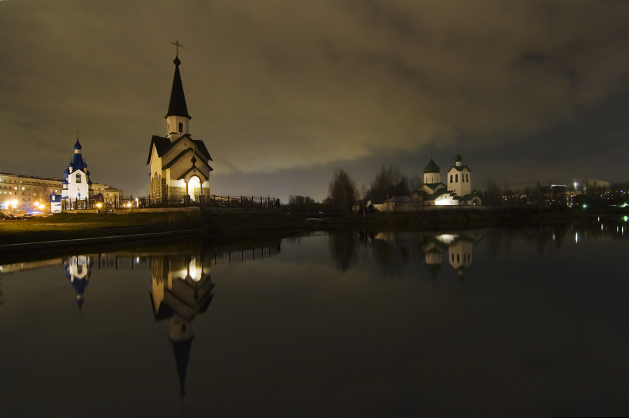 Парк Городов-Героев, фото с сайта Photoforum.ru