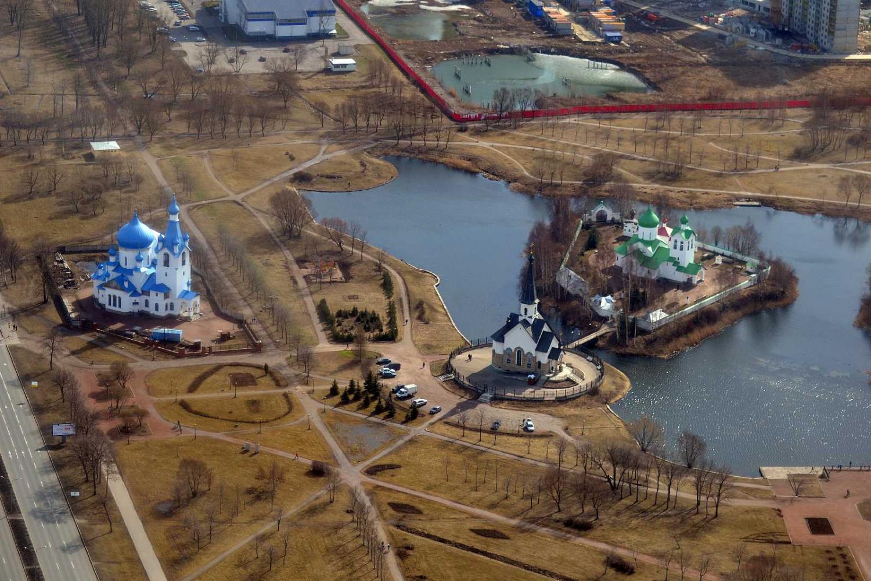 Парк Городов-Героев, фото с сайта Icon.spbda.ru