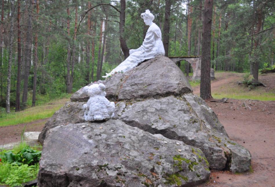 """Парк """"Марьина гора"""". Автор фото: ewseja"""