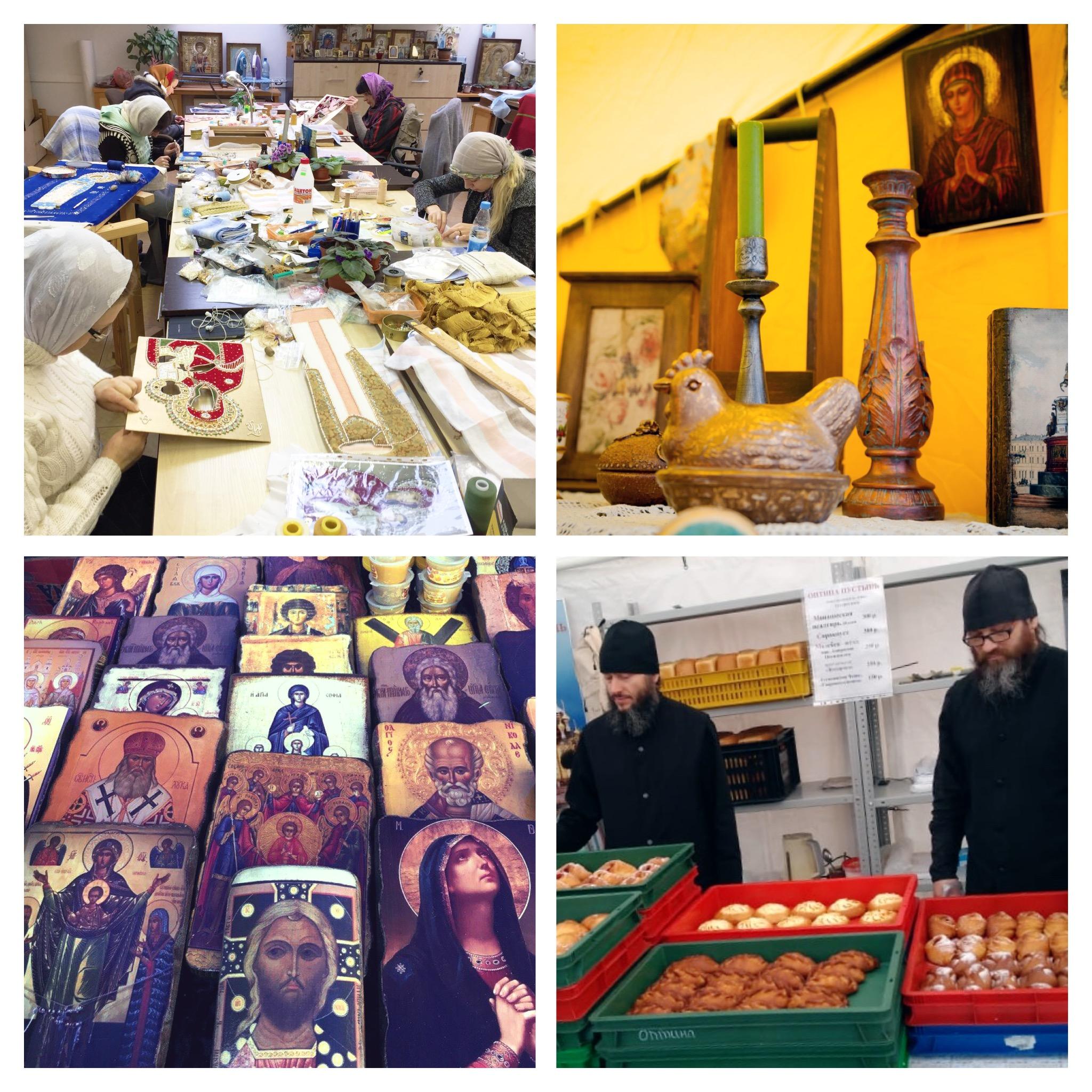 Пасхальная православная выставка-ярмарка. Фото:  http://neva-expo.ru