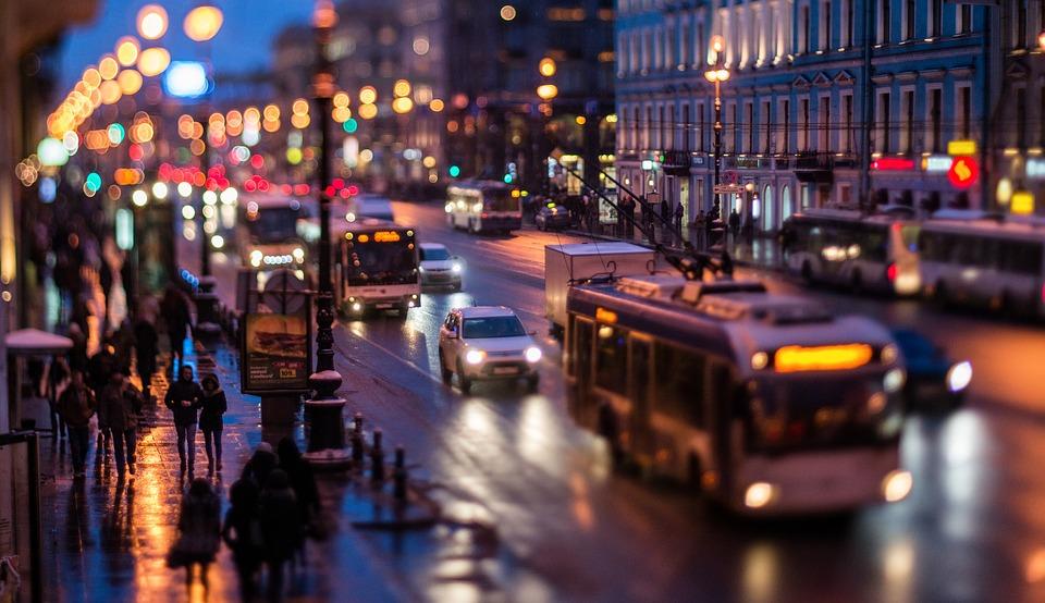 Улицы Санкт-Петербурга. Автор фото: shbs