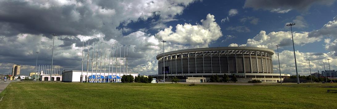 Вид на СКК. Автор: Michael.medvinskiy, Wikimedia Commons