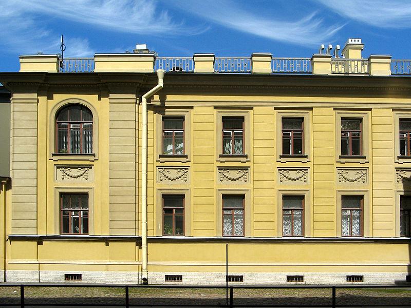 Дом церковный. Автор: Екатерина Борисова,  Wikimedia Commons