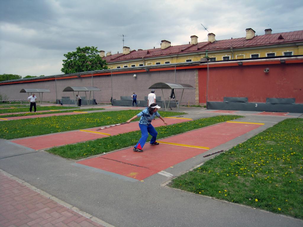 Петропавловская крепость. Фото: Manmelman