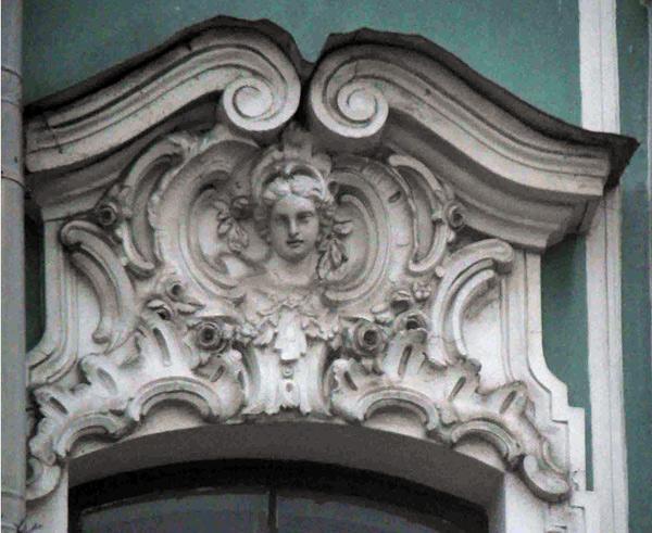 Особняк Е. М. Бутурлиной. Чайковского ул., 10. Фото: citywalls.ru