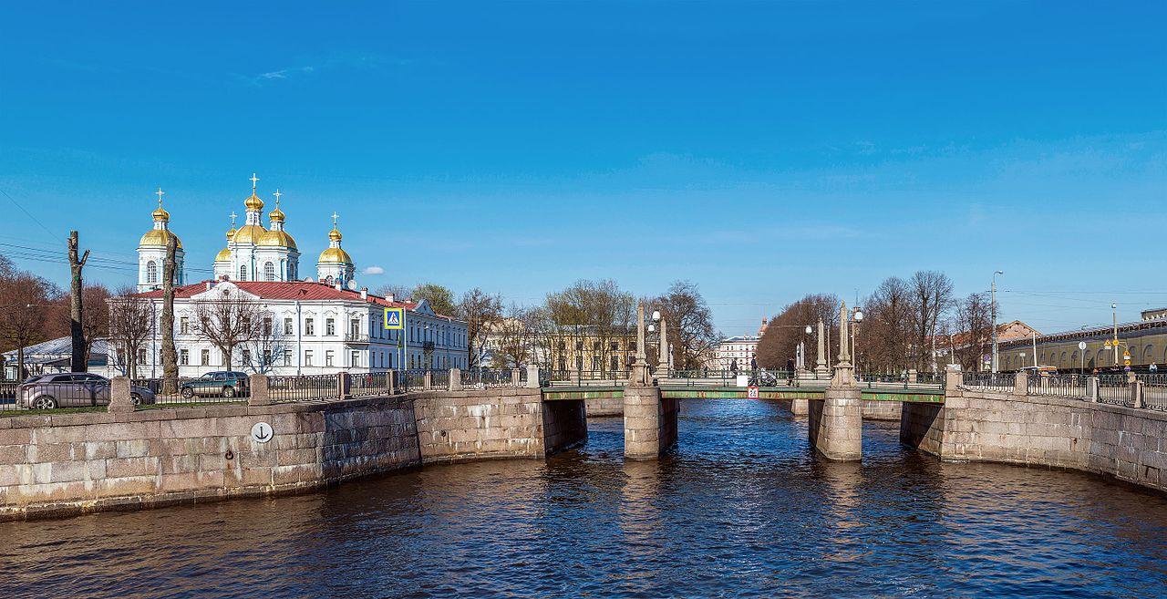 Пикалов мост. Автор фото: Florstein (WikiPhotoSpace)