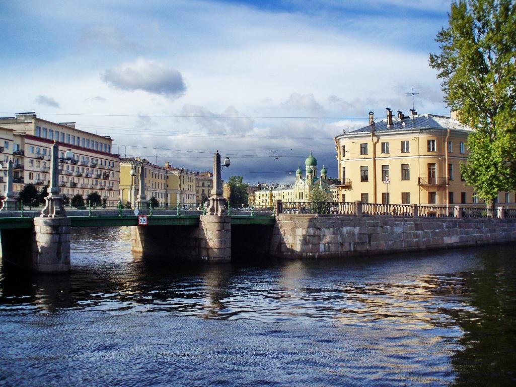 Пикалов мост. Сергей Lemtal wikimedia