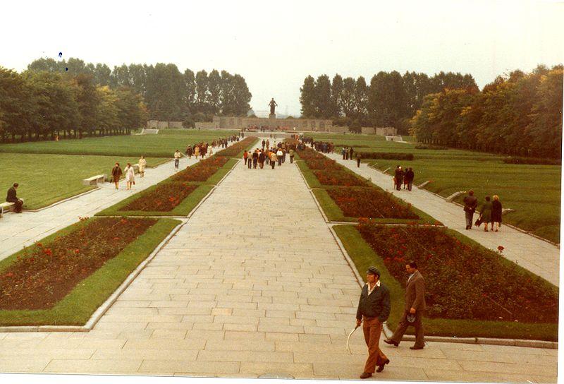 Пискарёвское мемориальное кладбище, источник фото: Wikimedia Commons Автор: Annelis