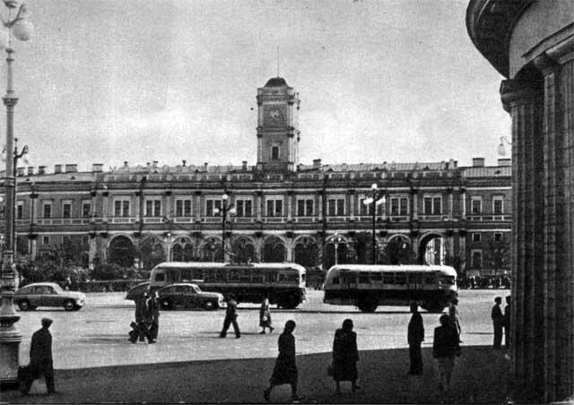 Ленинград 1960-хх