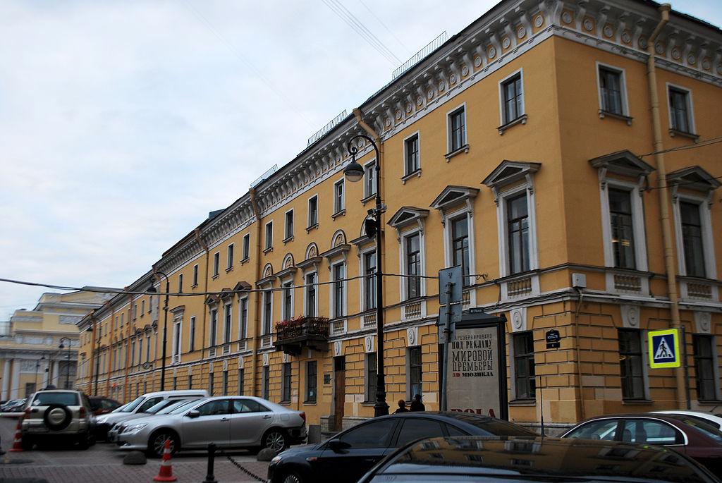 Площадь искусств, 4. Источник: https://commons.wikimedia.org/