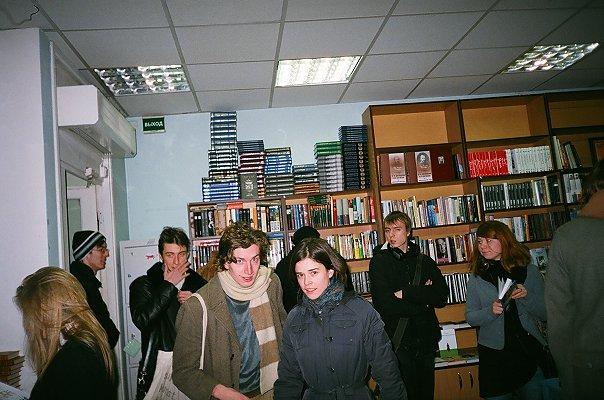 """Книжный магазин """"Порядок слов"""". Автор фото: Nastya Denisova"""