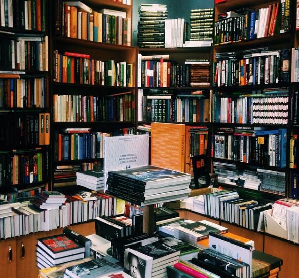 """Книжный магазин """"Порядок слов"""". Автор: tuzovaa"""