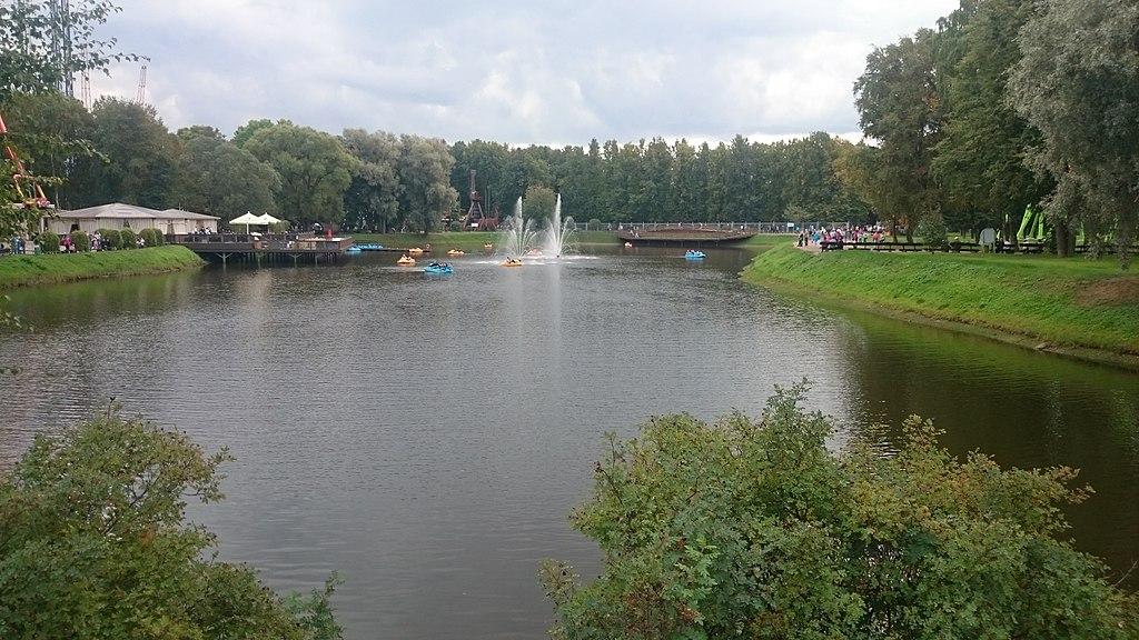 Приморский парк Победы. Фото: Дмитрий Cкляренко (Wikimedia Commons)