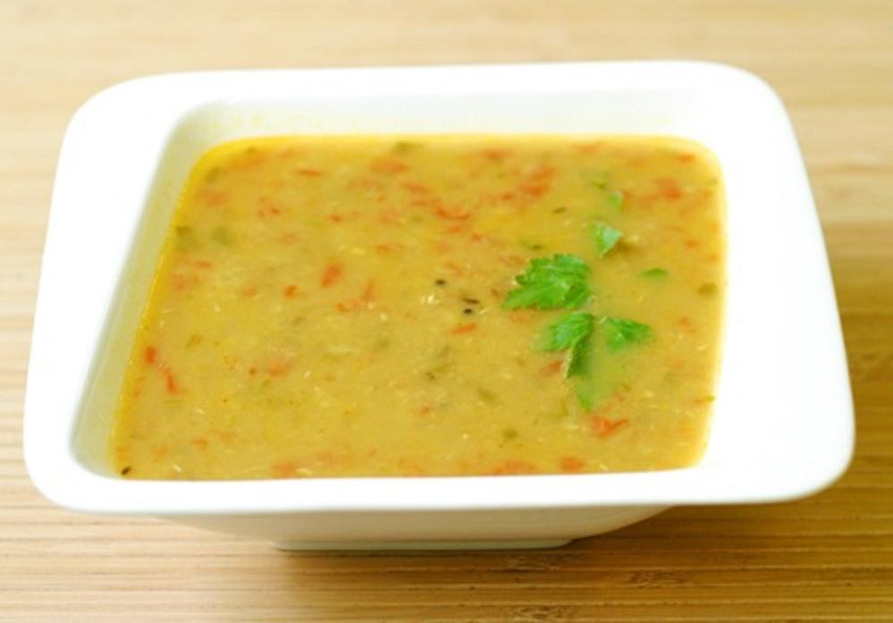 Индийский суп Дал (из горошка маш). Автор фото: Анна Луневская