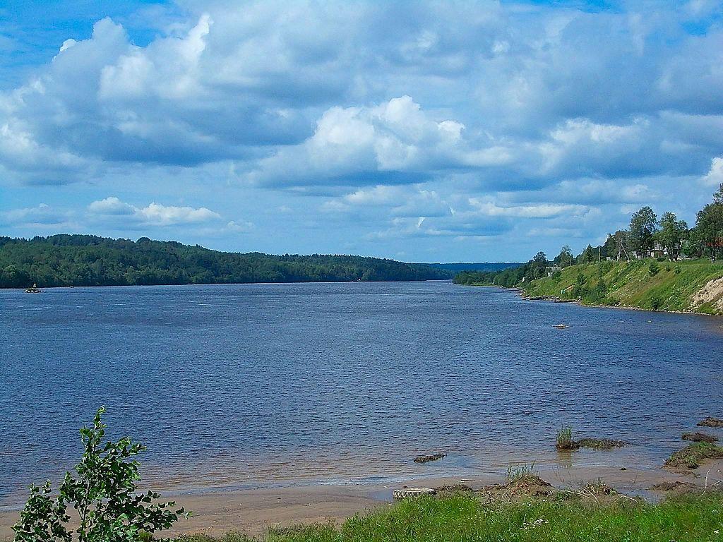 Река Свирь. Фото: Uz1awa (Wikimedia Commons)