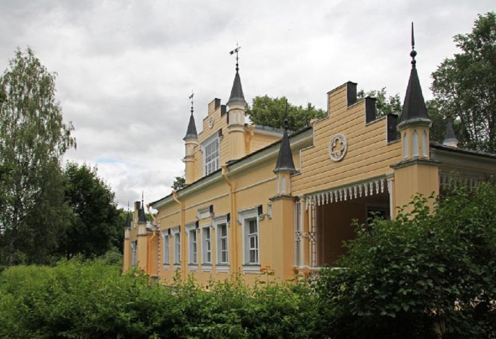 Музей-усадьба Н. К. Рериха