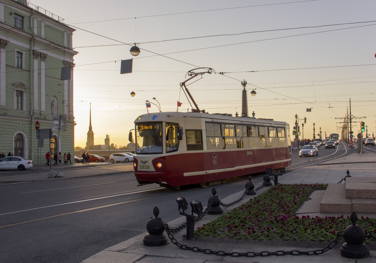 Ретро Трамвай МС-4 2575. Фото: vk.com/retrotram